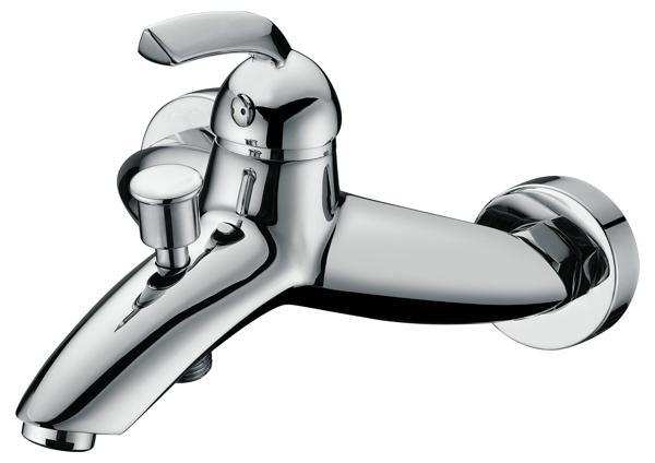 Single handle two  holes  bath mixer JHF846C 1