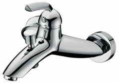 Single handle two  holes  bath mixer JHF846C