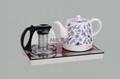 Porcelain Electric Kettle Set Ml 1622a Aml China
