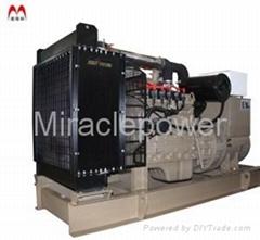 120KW沼氣發電機組