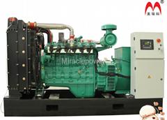 260KW燃气发电机组