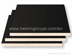 1220*2440 Black film faced plywood