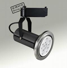 店鋪用LED軌道射燈12W
