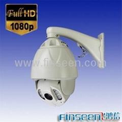 Megapixel HD-SDI 1080P PTZ Security