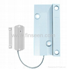 Wireless roller Door Magnetic Sensor Burglar Entry FS-MD12-WA