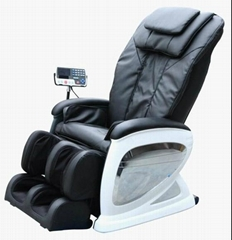 YH-6600 Luxurious Robotic Massage Chair Electric Massage Recliners