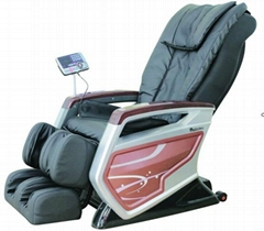 YH-6000 Robotic Massage Chair Electric Massaging Recliners