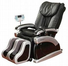 YH-7500 Luxurious Robotic Massage Chair Electric Massage Recliner