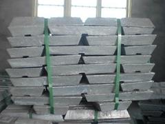 Antimony ingot 99.90%,99.85%,99.65%