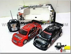 1:18 Model 4CH Remote Control Car  W/Light&Music