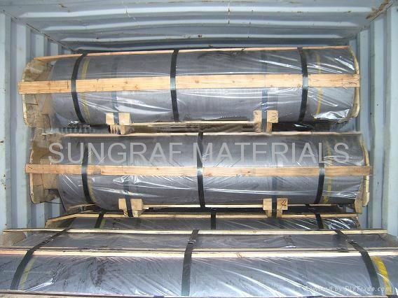 Graphite electrodes UHP