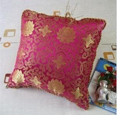 Silk Quilted-Pillow/Quillo