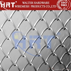 Galvanized Chain Link Fence Price