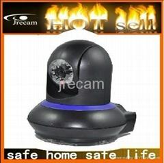 2012 Jrecam New item MEGA SD card PNP p2p ip camera PTZ Wireless IP Network Came