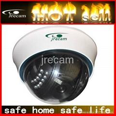 Jrecam dome ip camera H.264 PNP Wireless IP camera plug and play p2p ip camera