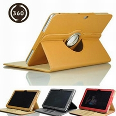 360 degree Rotate Flip Cover Stand Case for Samsung Galaxy Tab2 10.1 P5100 P5110