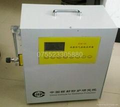 便携式气溶胶采样器