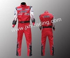2012 Latest 2 Layer Karting Racing Suit
