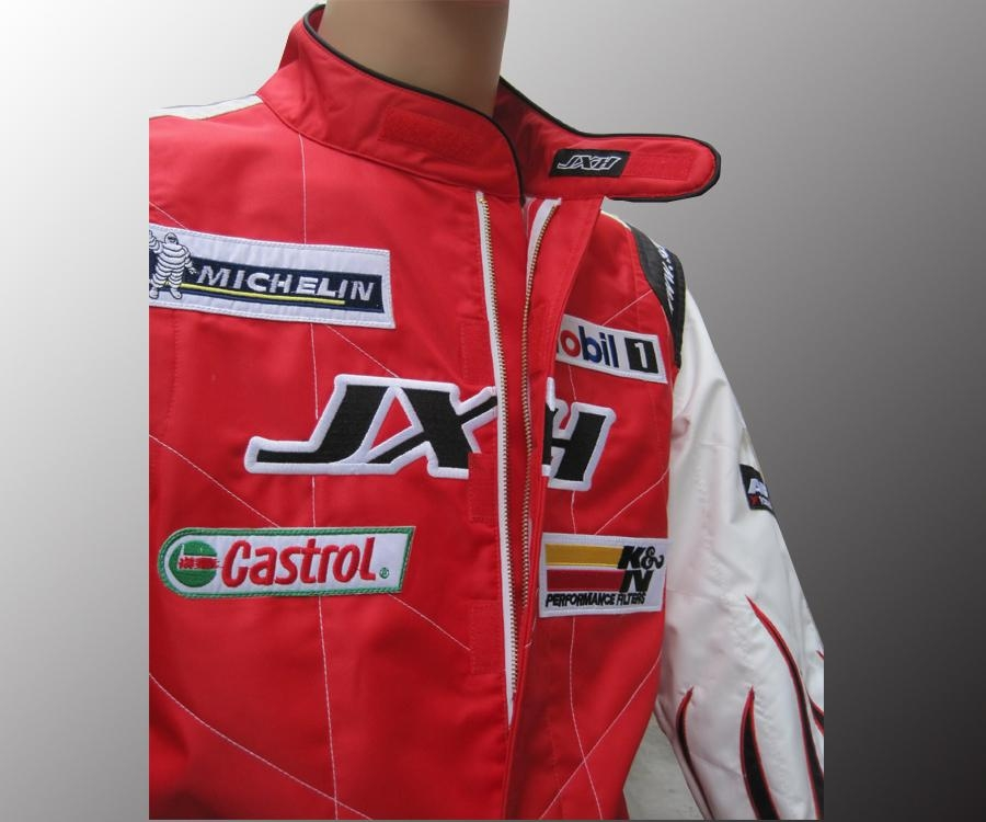 2012 Latest 2 Layer Karting Racing Suit 2