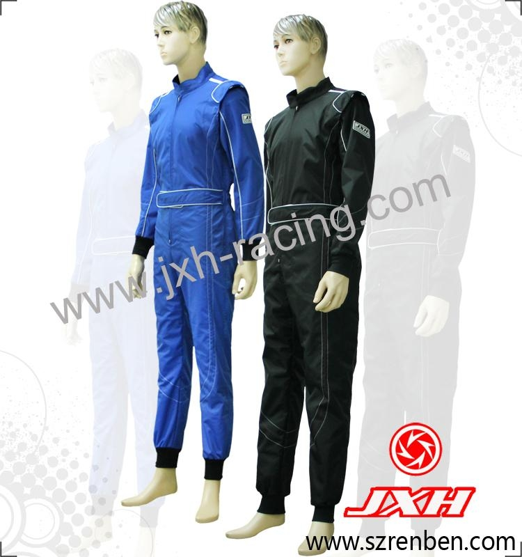2012 Latest 2 Layer Karting Racing Suit 1