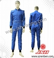 2012 Latest 2 Layer Karting Racing Suit 3