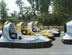 美国气垫船工艺 HJ-GT(休闲旅游型、60匹、2-3客座)
