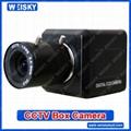 1/3 SONY CCD 540TVL  MINI Box Camera