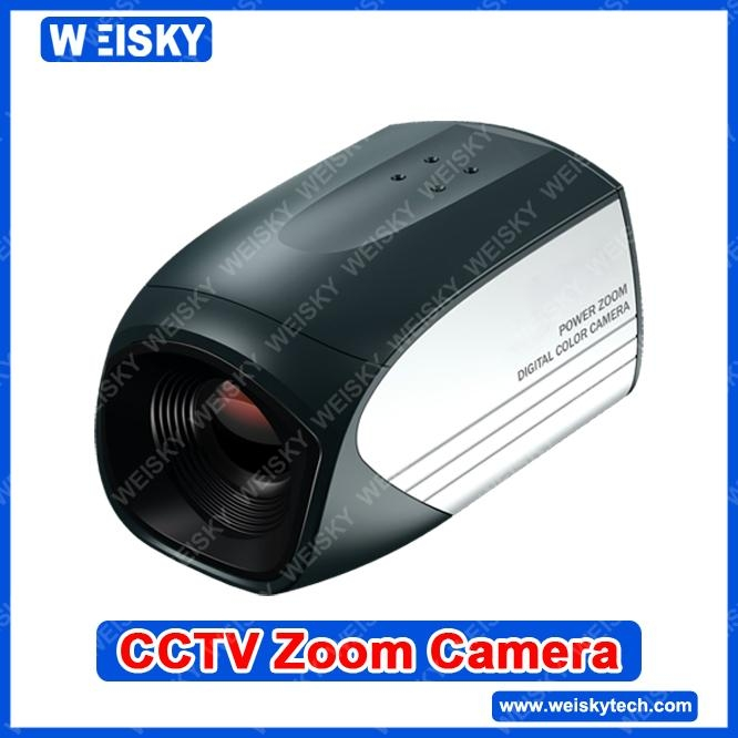 CCTV 1/4 Sony Super Had CCD,480TVL   Zoom Camera  1