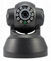H.264 2.0MP IR CUT WIFI IP camera