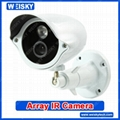 Color  Waterproof SONY CCD Array IR