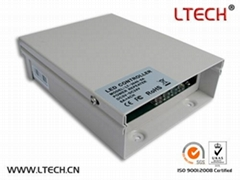 rainproof LED Power Repeater Constant Voltage 6A/CH*4/high power amplifier/dimma