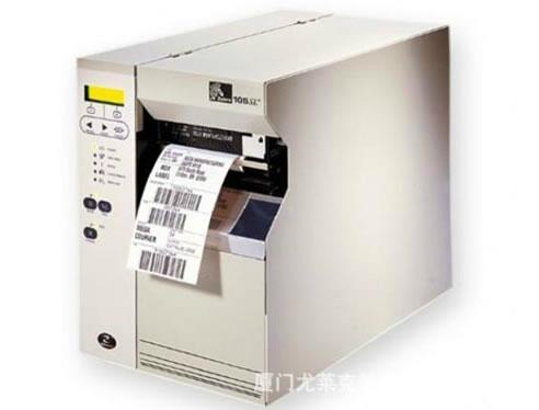 厦门斑马105SL条码打印机 1