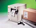 厦门斑马105SL条码打印机 3