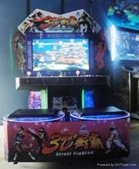 娱乐场模拟视频游戏机