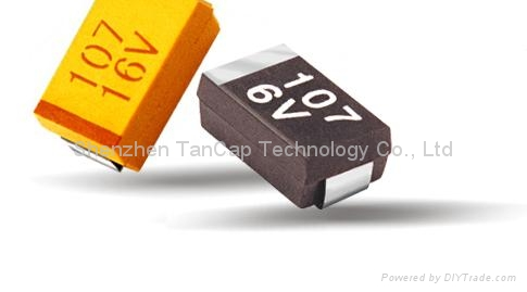 Chip Tantalum Capacitors 1