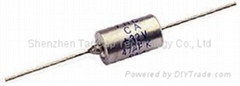 Hermetically Sealed Axial Tantalum Capacitors
