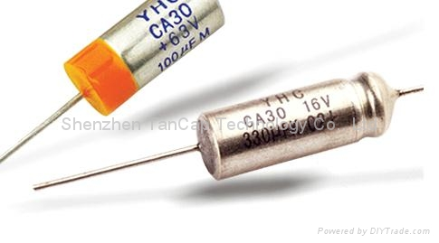 Wet Tantalum Capacitors 1