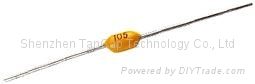 Axial Leads Multilayer Ceramic Capacitors 1