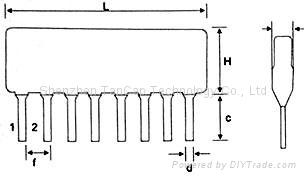 Network Capacitors 2