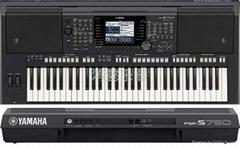 雅马哈PSR-S750电子琴