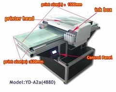 amazing printer effect flatbed printer