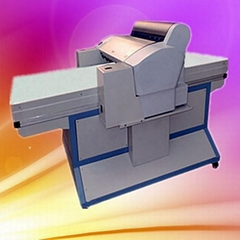 UV flatbed printer for small format
