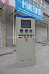 燃煤氣玻璃窯爐換向回收控制櫃