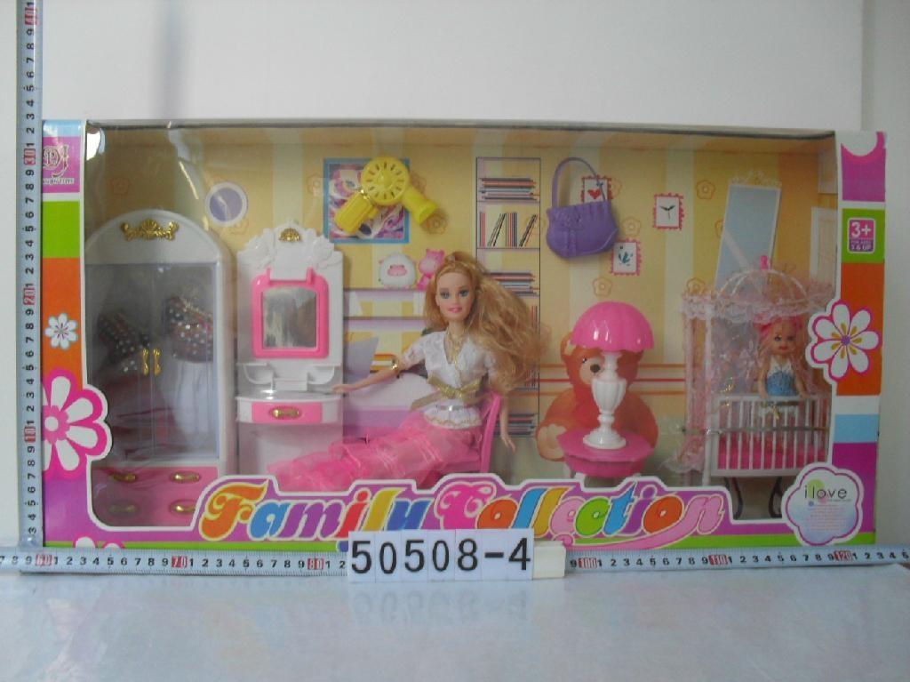 芭比娃娃 4