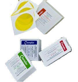 Chemplex樣品薄膜 1