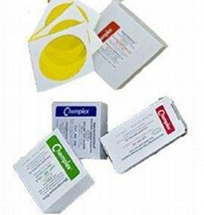 Chemplex樣品薄膜