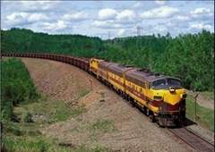 Railway freight From China To Russia