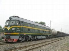 Railway freight From China To Uzbekistan