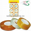 Crystal Clear Stationery Tape 3S