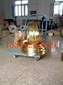 橡膠增強用黃銅鋼絲 黃銅絲 金屬絲鍍銅 3